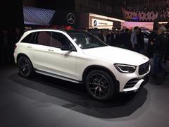 Geneva 2019: Mercedes-Benz GLC Facelift Makes Public Debut