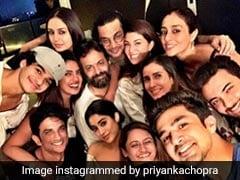 When Priyanka Chopra Partied All Night With Janhvi Kapoor, Tabu, Jacqueline Fernandez