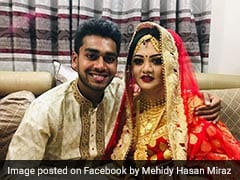 Bangladesh Cricketer Marries After Surviving New Zealand Mosque Horror