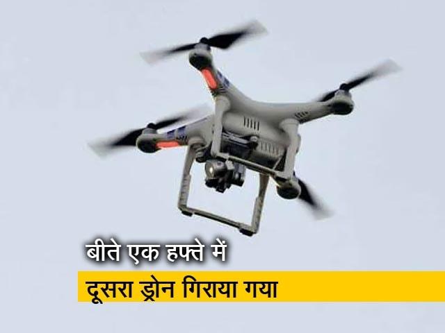Videos : भारत के सुखोई 30 ने पाक के ड्रोन को मार गिराया