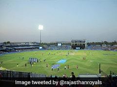 IPL 2019: Tussle Sees Rajasthan Royals Players Stuck Outside Sawai Mansingh Stadium