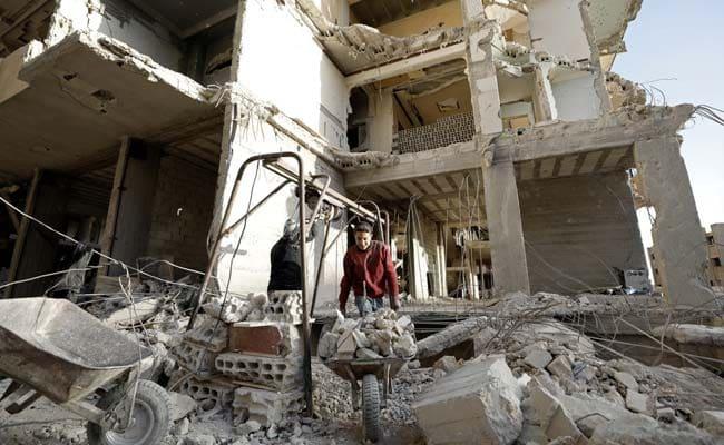 UN To Seek Multi-Billion Dollar Aid Pledges For Syria