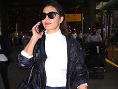Jacqueline Fernandez Proves That Basics Really Are The Best