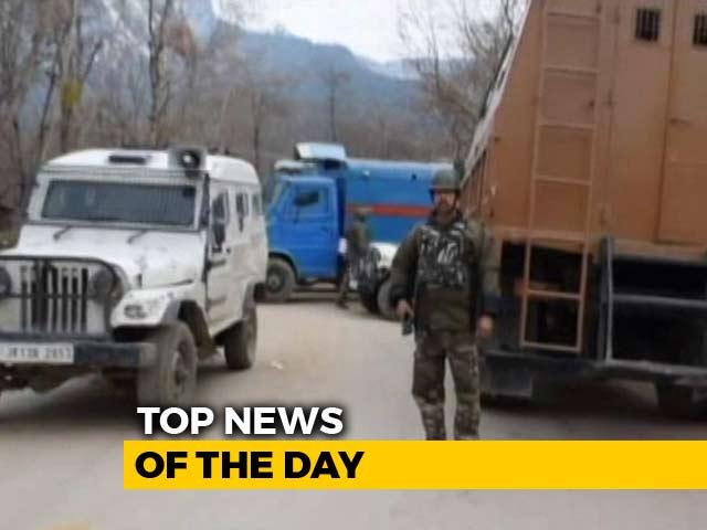 Pulwama Terror Attack: Latest News, Photos, Videos on Pulwama Terror