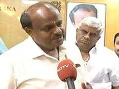 Won't Plead For Support With Congress Leaders Against Son: HD Kumaraswamy