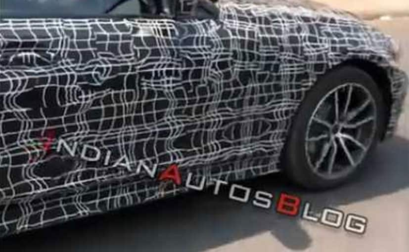 Next Gen Bmw 3 Series Spotted Testing In India Ndtv Carandbike