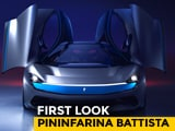 Video : 2019 Geneva Motor Show: Pininfarina Battista First Look