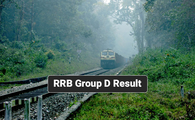 RRB Result 2018-19, RRB, RRB Group D Result