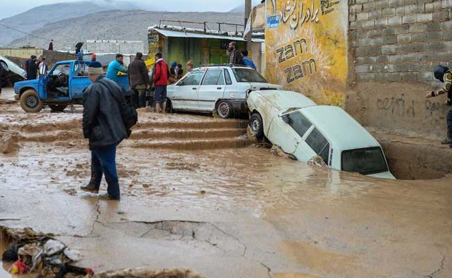 Devastating flood hits southern city of Shiraz leaves 17 killed, dozens injured