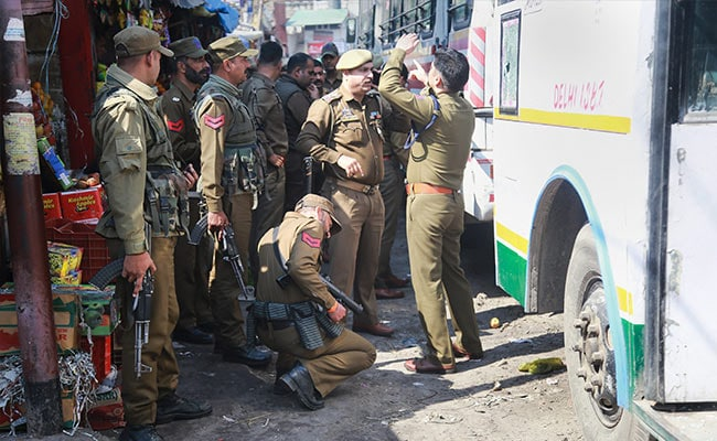 Class 9 Student Hid Grenade In Lunchbox, Say Sources On Jammu Attack