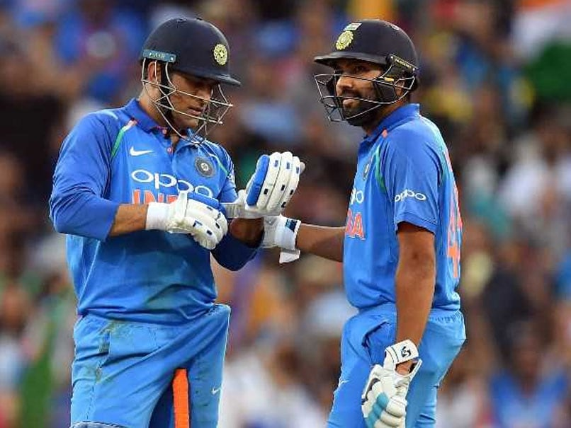 MS Dhoni Overtook Rohit Sharma To Become India