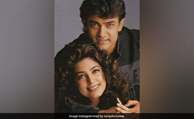On Aamir Khan's Birthday, Juhi Chawla, Madhuri Dixit And Preity Zinta Share Their Favourite Memories With The Actor