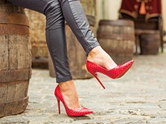 7 Red Pumps That Are Must-Haves In Every Woman's Closet