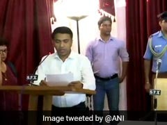 BJP's Pramod Sawant Made Goa Chief Minister At 2-am Ceremony: 10 Points