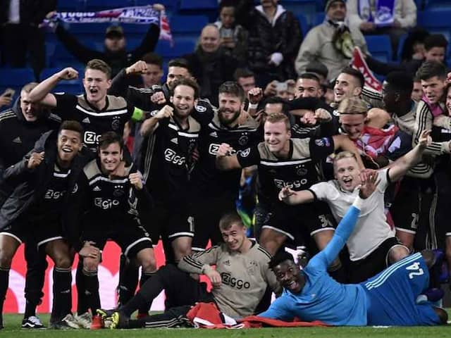 Real Madrid Dumped Out Of Champions League By Ajax