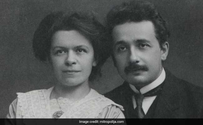 Einstein's Wife Could Have Changed Physics If She Had The Chance: Book