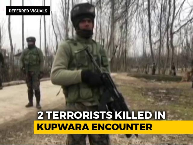 Video : 5 Security Personnel, 1 Civilian Killed In 60-Hour Encounter In J&K
