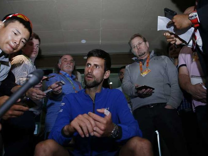 Novak Djokovic Says All Good With Roger Federer, Rafael Nadal Despite Chris Kermode Ouster