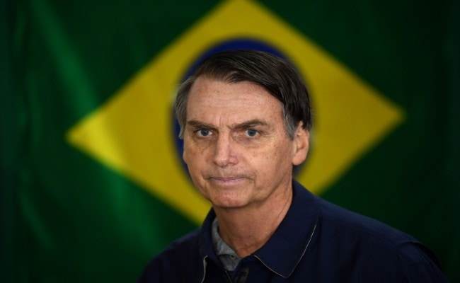 Brazil's Jair Bolsonaro In US To Cement An Alliance With Trump