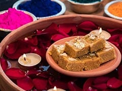 Indian Sweets: Watch How To Make Traditional Nariyal (Coconut) Barfi At Home