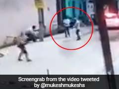 बसपा नेता पर बदमाशों ने चलाई ताबड़तोड़ गोलियां, सीसीटीवी में कैद हुई पूरी वारदात