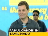 """Video : """"Can You Call Me Rahul?"""" Chennai College Student Told"""