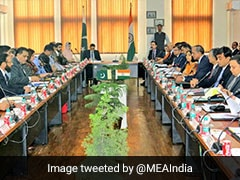 """India, Pak Hold """"Constructive Discussions"""" In First Meet On Kartarpur"""