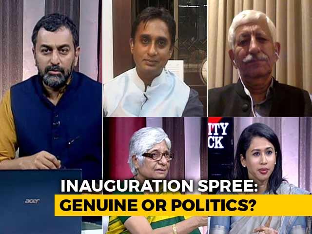 Video : Government vs Politics: PM Blurs Lines?