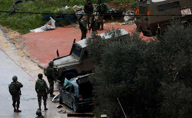 Car Ramming Israeli Troops Injures 2, Palestinian Attackers Killed: Cops