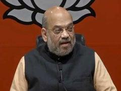 BJP नेता ने अमित शाह को चिट्ठी लिखकर किया 'आगाह', अगर पार्टी ने टिकट नहीं दिया तो...