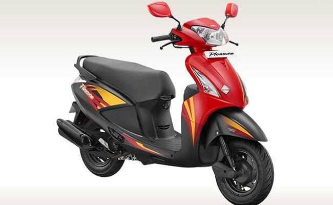The Pleasure has been one of the most affordable scooters in the Hero Motocorp line up