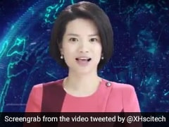 Watch: World's First Female Robotic News Anchor On Chinese Channel