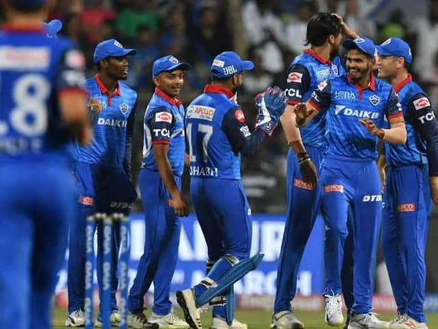 IPL 2019: Brilliant Batting By Rishabh Pant, Delhi Capitals Beat Mumbai By 37 Runs
