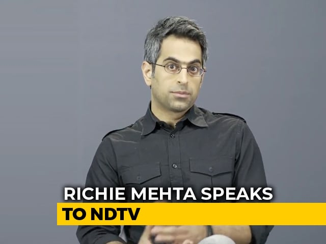 Video : In Conversation With <i>Delhi Crime</i> Director Richie Mehta