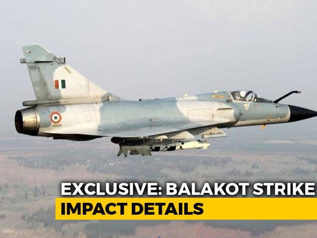 Video : What Happened At Balakot? Unreleased Satellite Pics May Prove India Case