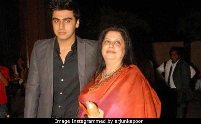 'Happy Mother's Day': Arjun Kapoor's Post On Mom Mona's Death Anniversary