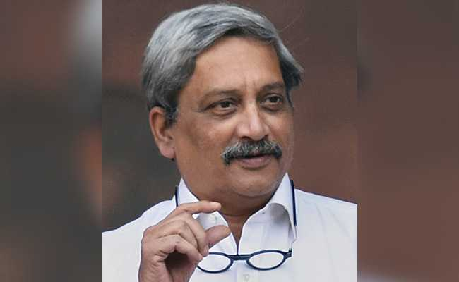 10 Crores Earmarked For Manohar Parrikar Memorial: Goa Chief Minister