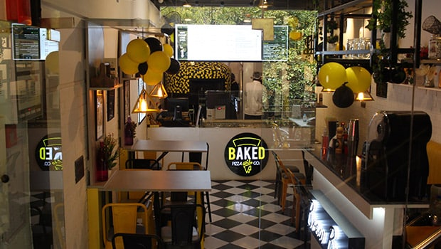 #NewRestaurantAlert: Baked Pizza & Co Lets You 'Build Your Own Pizza'