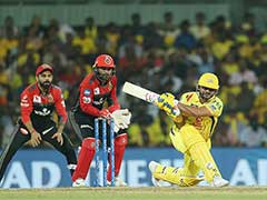 IPL Live Score, CSK vs RCB: Suresh Raina Falls, CSK Two Down In Chase Of 71 vs RCB