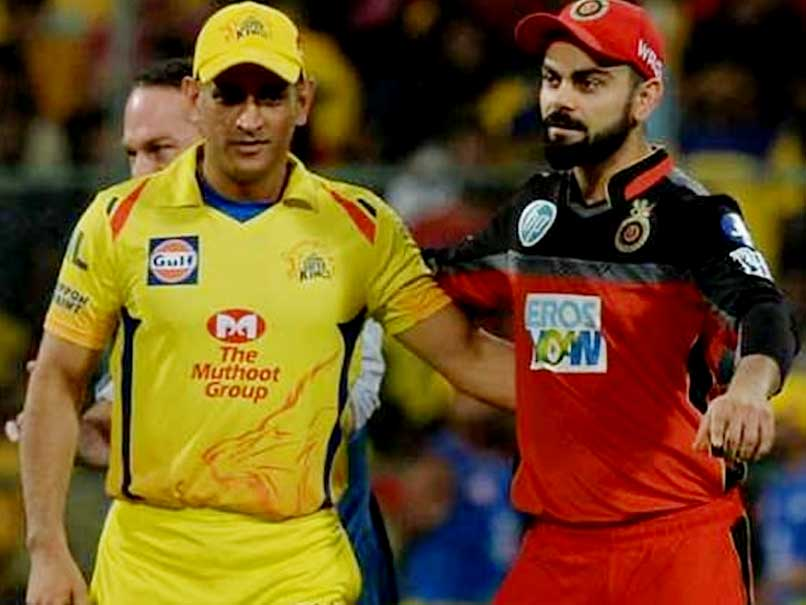 IPL 2019 Live: RCB Aim To Overcome CSK Challenge At Chepauk