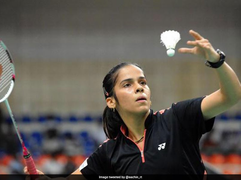 Sachin Tendulkar Wishes Saina Nehwal On Birthday, Hopes For Shuttler's Quick Recovery