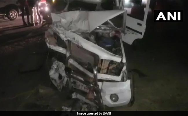 8 Killed After Truck Collides With SUV In Chhattisgarh