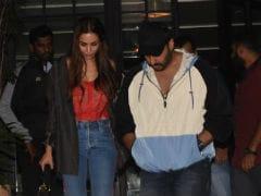 Arjun Kapoor-Malaika Arora, Priyanka Chopra, Akshay Kumar-Twinkle Khanna Bring The City To Standstill