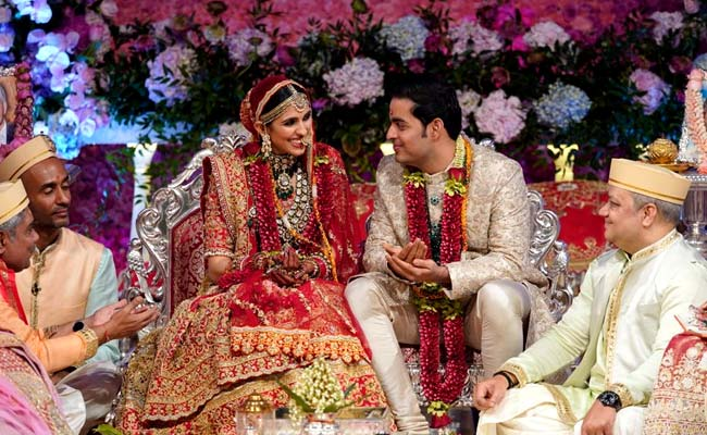 Akash Ambani Weds Shloka Mehta: Highlights