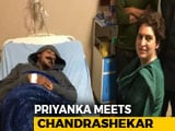 Video : In Priyanka Gandhi's Meet With Bhim Army Chief, A Message For Mayawati
