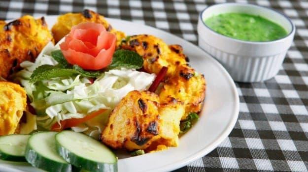 चीज़ चिकन कबाब
