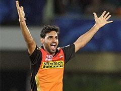 Watch: Bhuvneshwar Kumar Joins David Warner To Send Special Message For SunRisers Hyderabad Fans