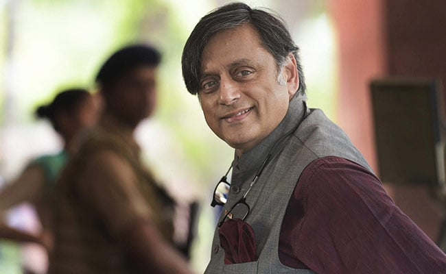 Court Reserves Order In Defamation Case Against Shashi Tharoor