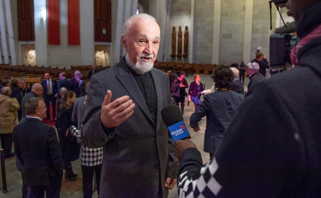 Priest stabbed during morning mass at Montreal's Saint Joseph's Oratory