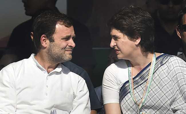 Rahul Gandhi, Sister Priyanka To Meet Hathras Rape Victim's Family Today